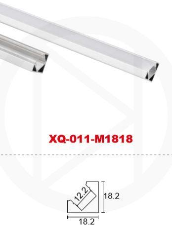 Профиль алюминиевый XQ-011-M1818 (2м)