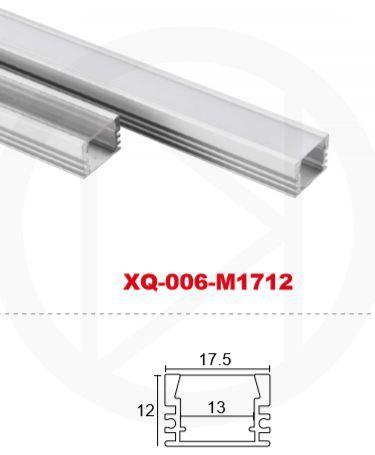 Профиль алюминиевый XQ-006-M1712 (2м)
