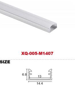 Профиль алюминиевый XQ-005-M1407 (2м)