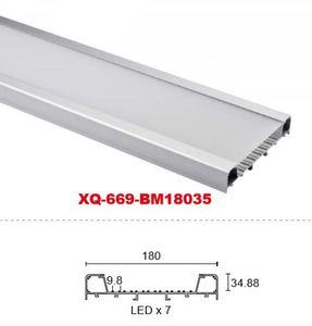 Профиль алюминиевый XQ-669-BM18035 (1,2м)